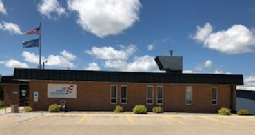 Devils Lake Office Exterior